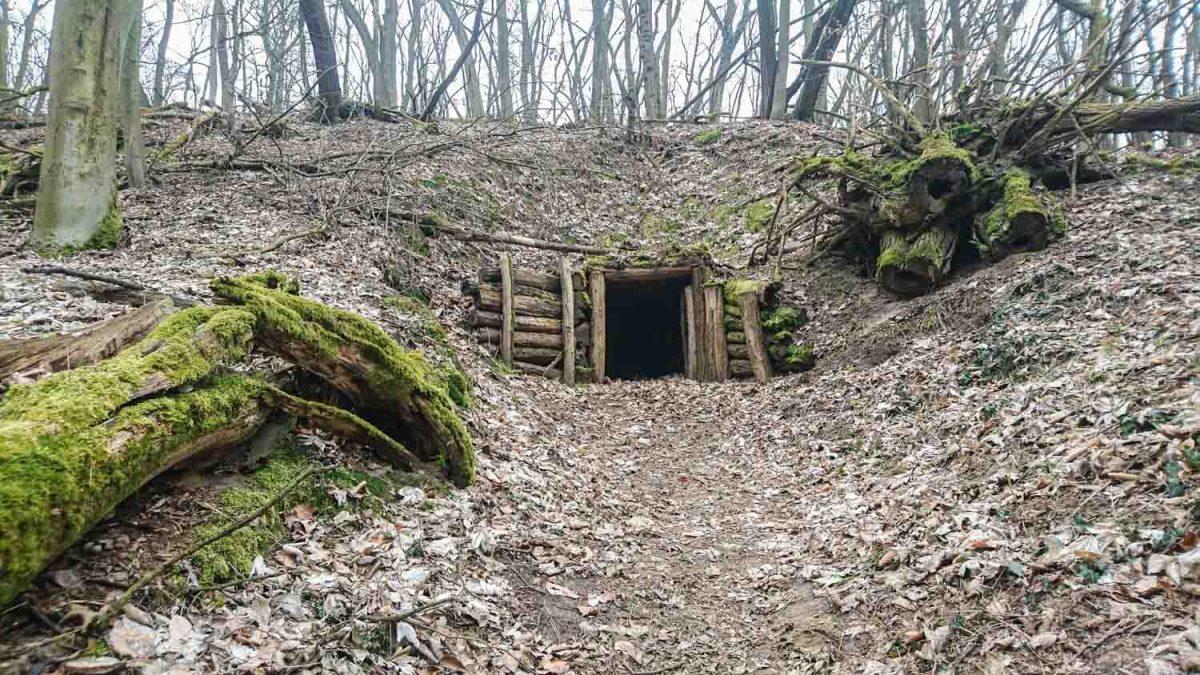 Schukow Bunker Reitwein