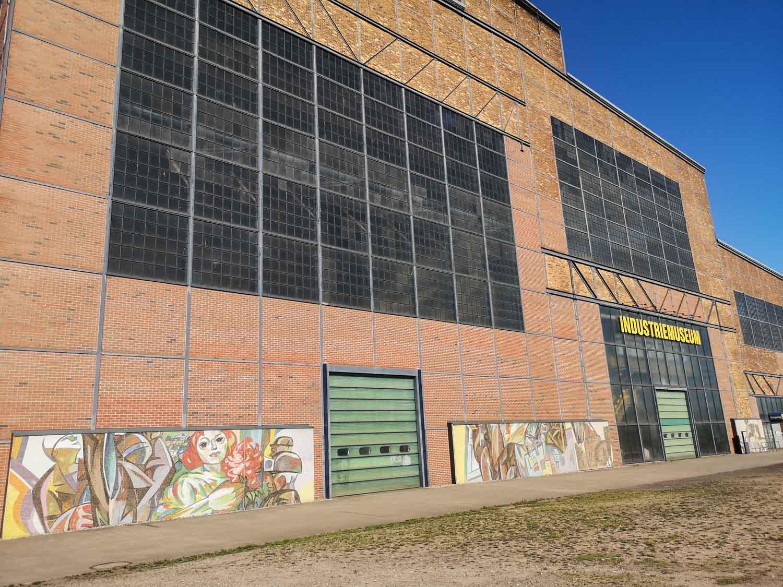 Industriemuseum Brandenburg Havel Radtour
