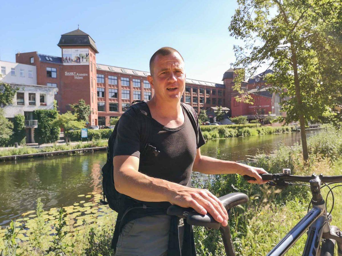 Stadtführung Brandenburg Havel Radtour