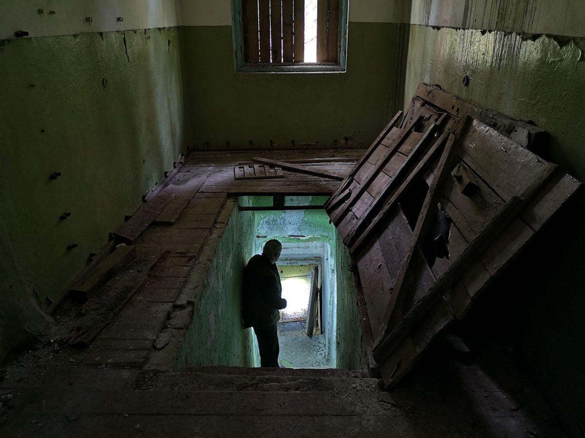 geheimer sowjetischer bunker kalter krieg