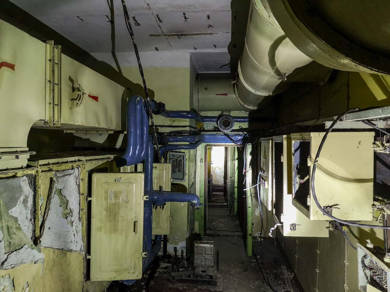 sowjetische kommandozentrale bunker brandenburg