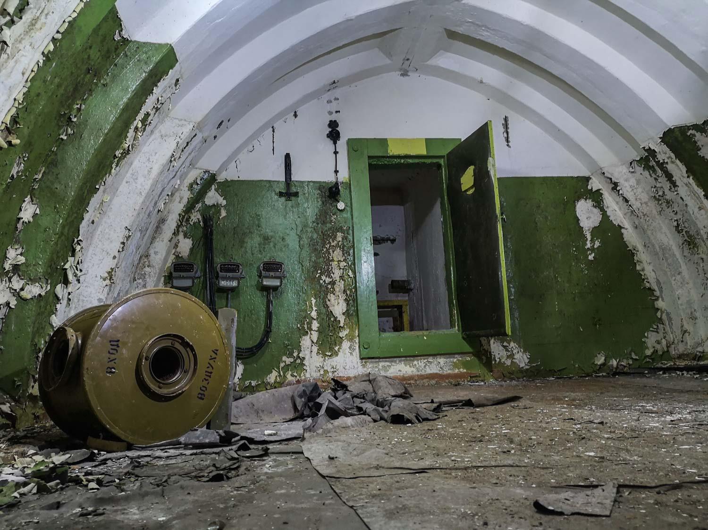sowjetischer bunker brandenburg lost places